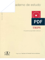 luciana costa, adriana de almeida & maria lúcia oliveira (orgs.) - trips_acordo sobre aspectos dos direitos de propriedade intelectual