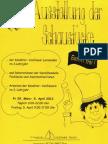 Schaustückausstellung der Konditor-Confiseure 2013