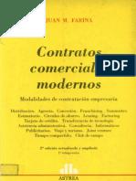 CONTRATOS COMERCIALES MODERNOS - FARINA.pdf