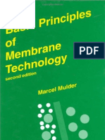 Basic Principles of Membrane Technology by Marcel Mulder (3)