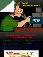 Presentacion de Radio Comunicaciones