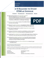 Top 8 Reasons to Study STEM at Suffolk University.pdf