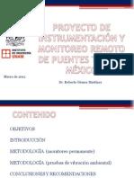 Monitoreo Bolivia 2012 2