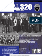 Local 320 Spring Newsletter