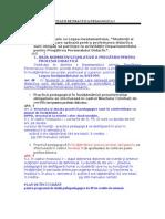 GRILA Practica Pedagogica CITATE SEM 1 2009