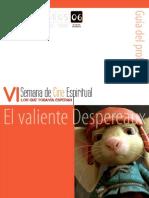 06c El Valiente Despereaux - Profesor