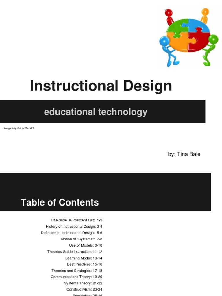 Instructional Design Instructional Design Constructivism Philosophy Of Education Free 30 Day Trial Scribd
