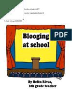 Blogging at School