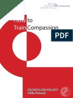 ProgrHow to train compassion