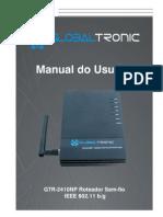 Gtr 2410np Manual