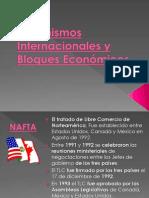 Organismos Internacionales y Bloques Económicos.pptx