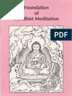 Kalu Rinpche - Foundation of Buddhist Meditation