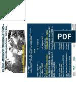 Colóquio Movimento e Mobilização Técnica. 11 e 12 de Março de 2013 - Institut Français du Portugal
