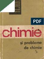Chimie Si Probleme de Chimie [1968]