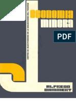 Alfredo Dammert 1981 Economia Minera