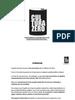 Present Ac i on Cultura Zero