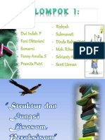 Struktur dan Fungsi Lisosom, Peroksisom