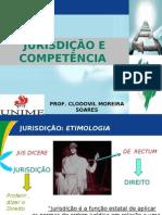 Jurisdicao e Competencia Dpp i Unime 2009 Blg1