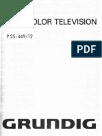 Grunding P25-4449_12 Manual