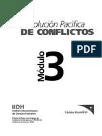 Resolucion de Conflictos Modulo 3