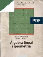 Algebra Lineal I Geometria, Castellet (Uab)