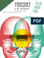 Prog Foucault2013Poitiers