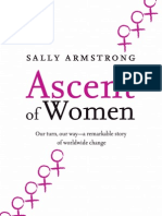 Ascent of Women by Sally Armstrong
