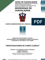 Campo Clinico Investigaciones