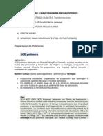 Factores que afectan a las propiedades de los polímeros