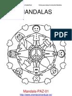 Medio Mayor Mandalas de La Paz