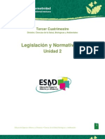 Unidad 2. Legislación Ambiental Mexicana[1]