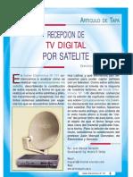 Recepcion de Tv Satelital