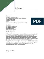 Bauruzão de Forno