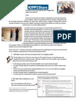 KIPP Goldmine Newsletter-Article on Modifying Middle School Reading Lessons