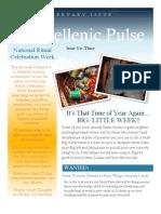 Panhellenic Pulse - February 2013