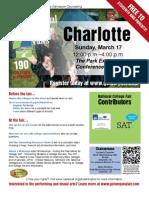 Charlotte College Fair Newsletter