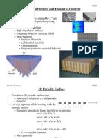 Periodic Structures