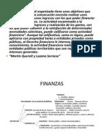 Diapositivas Derecho Financiero Para Exposicion