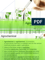 Agrochemicals