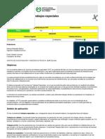NTP 030 - Permisos de Trabajos Especiales
