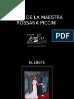 Obras de La Maestra Rossana Piccini