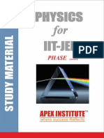 Download Free Assignment & DPP Physics Centre of Mass