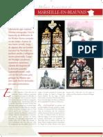El Milagro Eucarístico de Marseille en Beveauis
