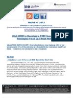 JinkoSolar Leads VE Forecast MNS Newsletter Short Side