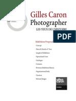 Gilles Caron, histoire de la photo