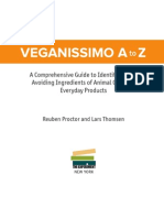 Veganissimo A to Z Excerpt