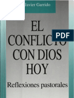 28483338 Garrido Javier El Conflicto Con Dios Hoy