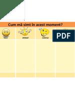 m3t1 Ppt 1 Tabelul Sentimentelor