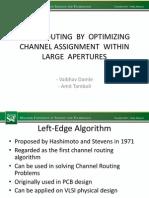 Left edge Algorithm