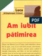 Sf-Luca-al-Crimeei-Am-iubit-pătimirea